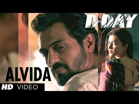 D Day Alvida ( Hindi Song )