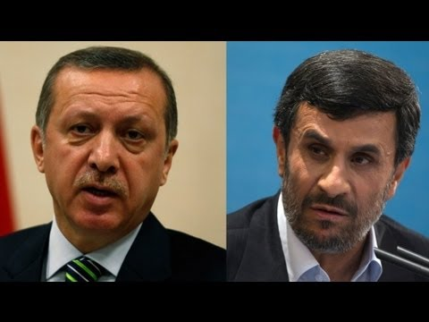 Tensions entre la Turquie et l'Iran