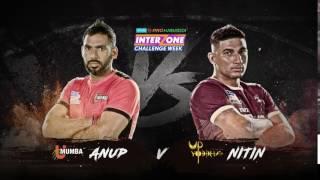 #VivoProKabaddi Inter-Zone Challenge Week - #MUMvUP - ESPNSTAR
