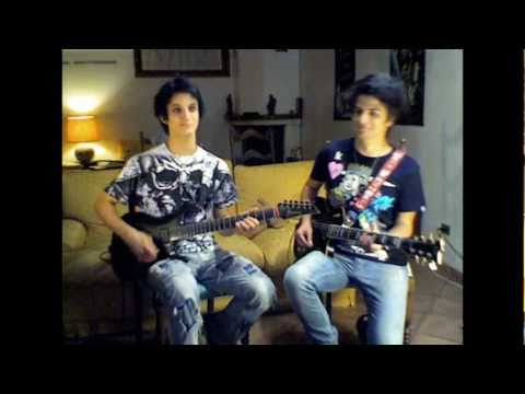 Afterlife Guitar Cover - By Critical Acclaim [Avenged Sevenfold Tribute Band]