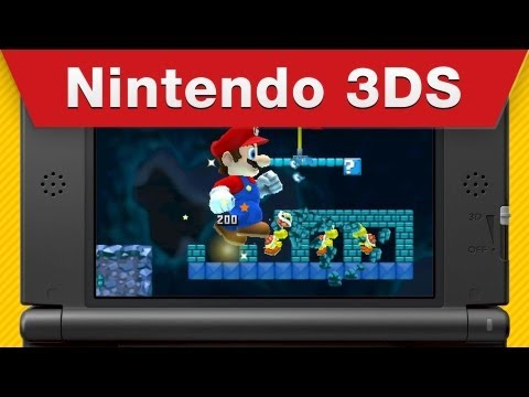 Nintendo 3DS - New Super Mario Bros. 2 Trailer