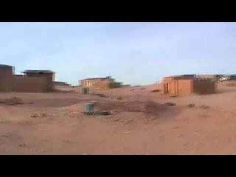 جولة في مخيمات اللاجئين الصحراويين في تندوف