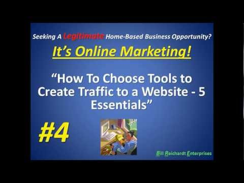 Blog Marketing Tools Tutorial