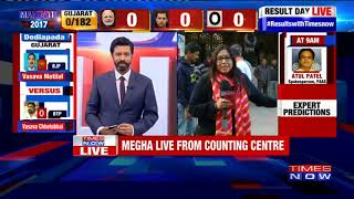 Gujarat Assembly Elections: BJP Spokesperson Harshad Talks About Their Victory In Gujarat Elections - TIMESNOWONLINE