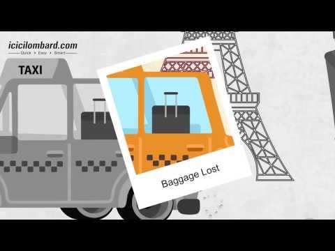 ICICI Lombard International Travel Insurance