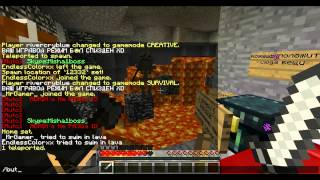 ����������� ����� � �������� � MineCraft