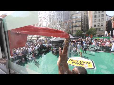 Sprite Slam Dunk Showdown 2014: New York