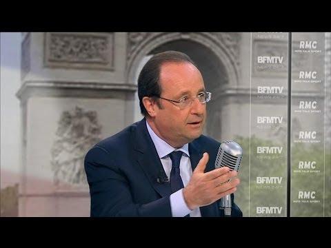François Hollande gagnera-t-il son pari? - 07/05