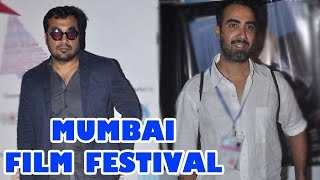 Ranvir Shorey, Anurag Kashyap and other Bollywood stars at MAMI film Festival