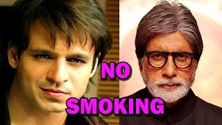 Amitabh Bachchan to join Vivek Oberoi for Anti-Tobacco Campaign | Bollywood News - ZOOMDEKHO