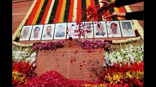 In Graphics: 16 years of 2001 parliament attack pay tribute to people who lost lives in 20 - ABPNEWSTV