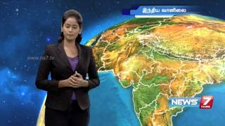Weather Forecast 06-02-2016 – News7 Tamil Show