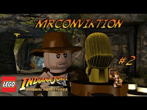 Lego Indiana Jones: Snakes on a Plane