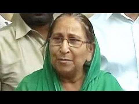 Sarabjit Singh's anguished sister says Pak 
