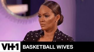 What Were Evelyn's Donation Motives? 'Sneak Peek' | Basketball Wives - VH1