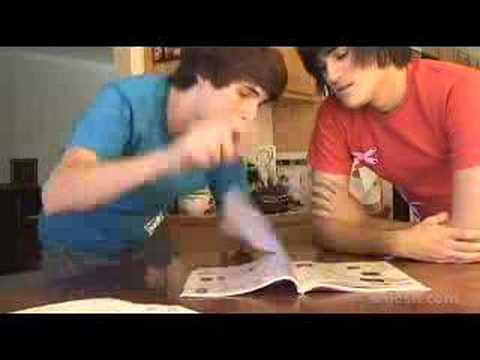 Smosh Food Battle 2006