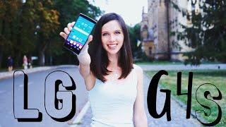 LG G4s: обзор смартфона