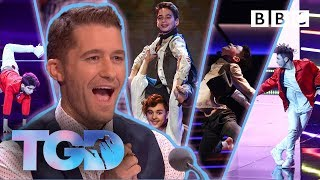 James and Oliver's incredible journey to the final | The Greatest Dancer - BBC - BBC