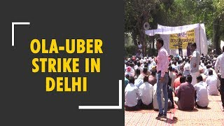 After Mumbai, Ola-Uber strike hits Delhi-NCR - ZEENEWS