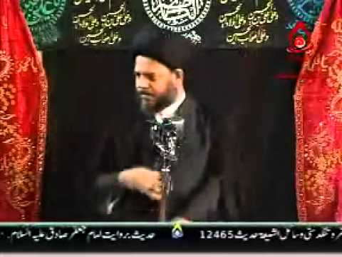 Hadi TV Channel Live  Allama Aqeel ul Ghurvi part 3