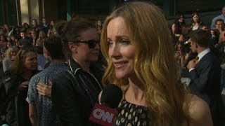 Leslie Mann's good fortune! - CNN