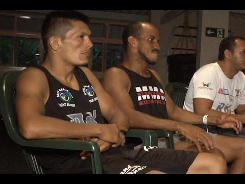 TV Costa Norte - Lutadores de MMA treinam em Bertioga para o Prêmio Fighter 4