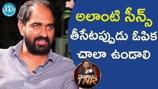 Directors Must Have Patience To Shoot Those Scenes - Krish || Frankly With TNR || Talking Movies - IDREAMMOVIES