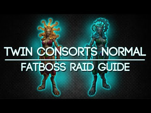 Twin Consorts 10 Man Normal Throne of Thunder Guide - FATBOSS