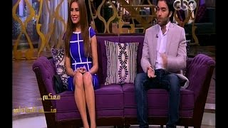 فيديو| شريف رمزي: عادل إمام أول واحد عرف قصة حبي بريهام أيمن