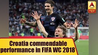 FIFA World Cup 2018: Why Croatia is being TALKED ABOUT despite France being the winner? - ABPNEWSTV
