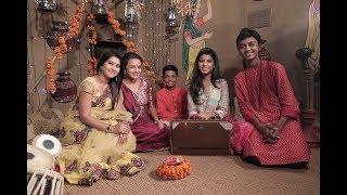 मैथली ठाकुर के साथ छठ की छठी पूजा II विदेशी भी गुनगुनाने लगे है मैया के गीत II - ITVNEWSINDIA