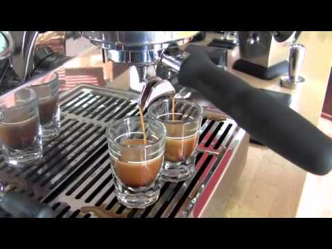 Playing with Shot Variables on La Marzocco GS3