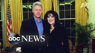Monica Lewinsky opening up about her affair with President Bill Clinton - ABCNEWS