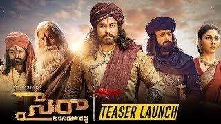 Sye Raa Narasimha Reddy Teaser Launch Event | Sye Raa Teaser Launch - TFPC