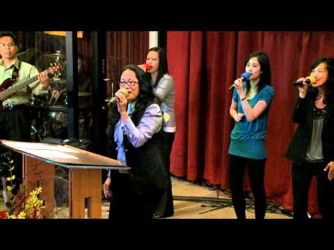 Bersyukurlah, worship led by Sandi Cleek