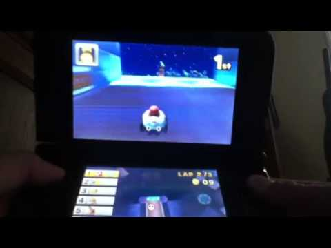 Mario kart 7 mushroom cup part 4 final