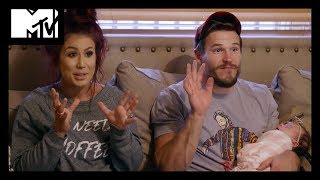 Chelsea & Cole Open Up About Layne's Emotional Birth | Teen Mom 2 | MTV - MTV