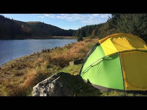 Inventions and Designs for Camping and the Outdoor Enthusiast