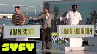 SYFY LIVE FROM COMIC-CON | Plotline or Headline | SYFY - SYFY