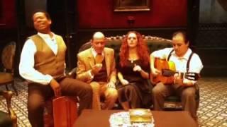 Reggaetón en versión valse peruano criollo