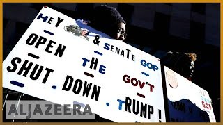 🇺🇸 #ShutdownStories: 'Millions of Americans may go hungry' | Al Jazeera English - ALJAZEERAENGLISH