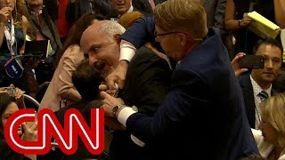 Man forcibly removed from Trump-Putin press conference - CNN