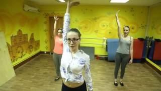 Урок Латины Соло // Школа танцев Танцквартал