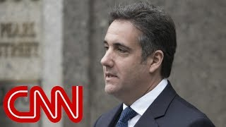 NYT: Prosecutors may charge Cohen with fraud - CNN