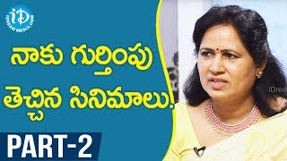 Actress Jaya Naidu Exclusive Interview Part #2 || Soap Stars With Anitha - IDREAMMOVIES