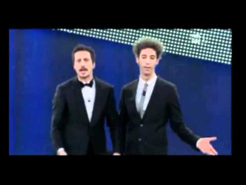 Luca e Paolo, Sanremo 2011, decide solo Berlusconi!!