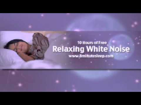 Fall Asleep Fast! 10 Hours of White Noise. Increase focus, relieve tinnitus, soothe a baby, meditate