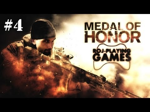 Mother of Tiger! - Medal of Honor: Warfighter #4 (Roj-Playing Games!) 18+