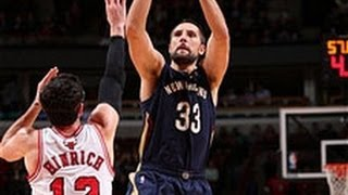 Ryan Anderson Shot Like Larry Bird Last Night