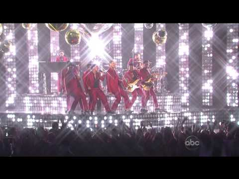 Bruno Mars - Treasure (Billboard Music Awards 2013) HD